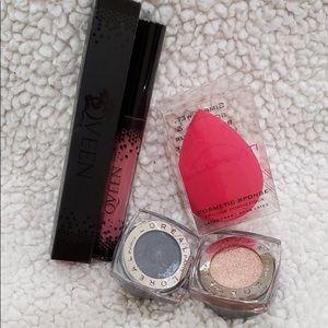 Other - Illuminati sponge+Qveen Lipstick+Loreal Eyeshadow